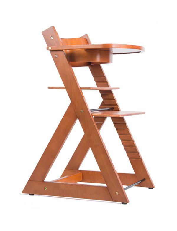 Baby Chair - Cherry Stain
