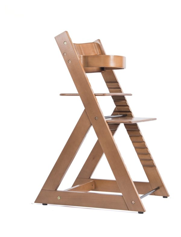 Toddler Chair - Walnut Stain