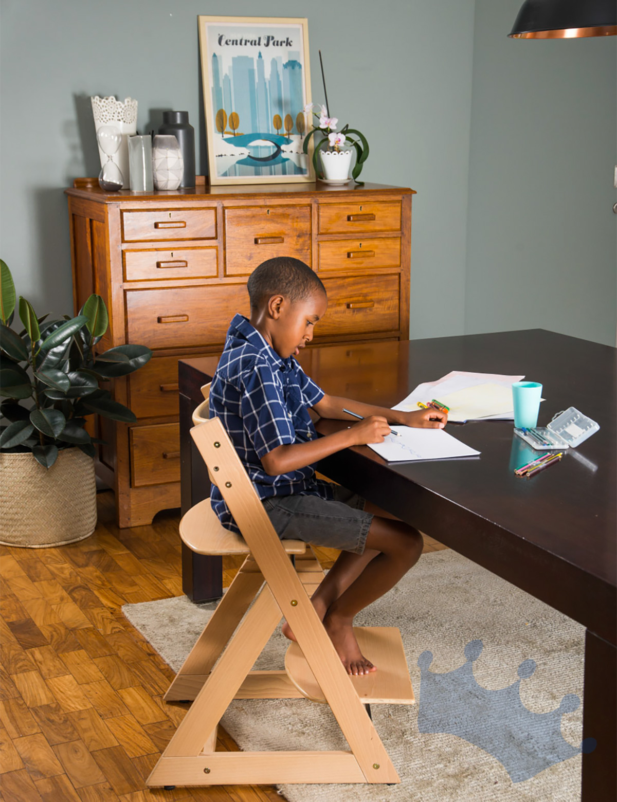 Enzi Chair - Homework Chair01